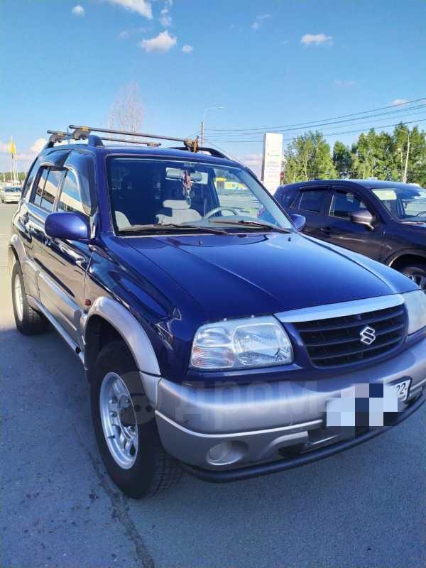 Suzuki Grand Vitara, 2002 год, 420 000 руб.