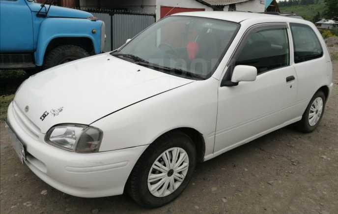 Toyota Starlet, 1998 год, 137 000 руб.