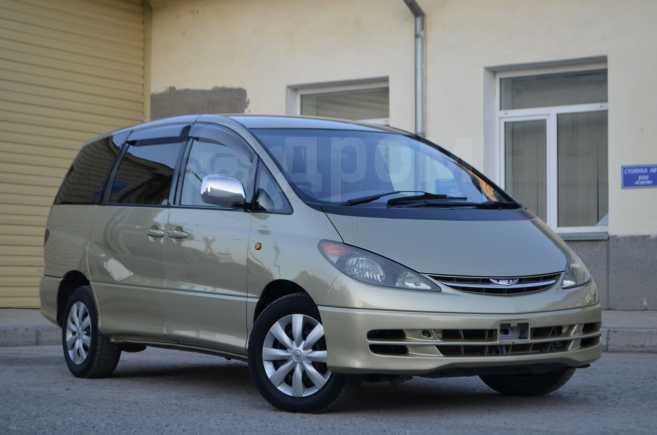 Toyota Estima, 2001 год, 470 000 руб.