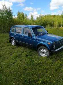 Брянск 4x4 2131 Нива 2004