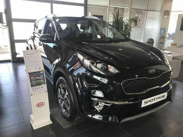 Kia Sportage, 2019 год, 1 650 000 руб.