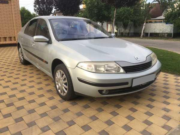 Renault Laguna, 2001 год, 125 000 руб.