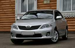 Мариинск Corolla 2013