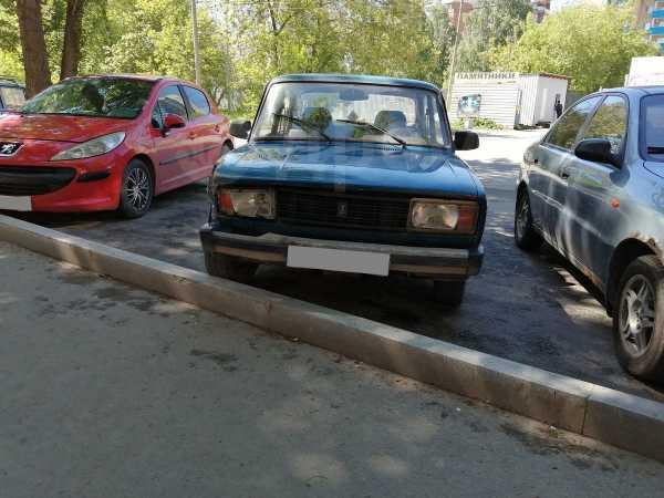 Лада 2105, 2001 год, 19 000 руб.