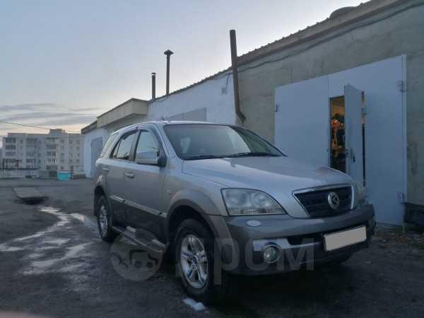 Kia Sorento, 2004 год, 340 000 руб.