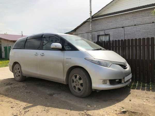 Toyota Estima, 2007 год, 800 000 руб.