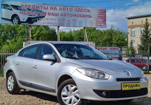 Renault Fluence, 2011 год, 349 000 руб.
