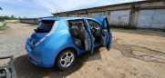 Nissan Leaf, 2011 год, 296 000 руб.