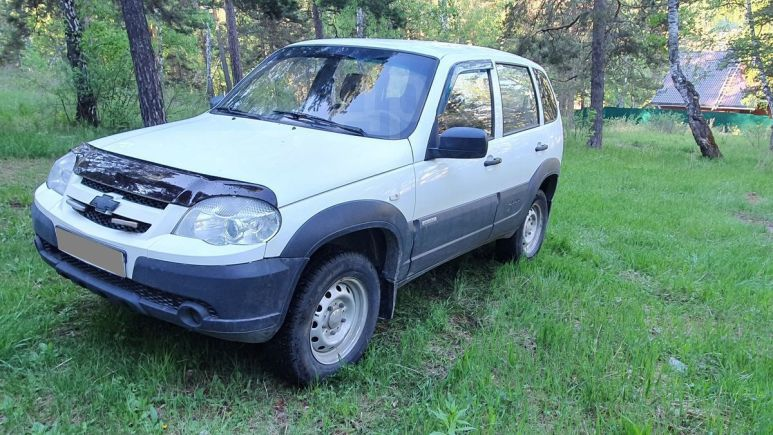 Chevrolet Niva, 2014 год, 235 000 руб.