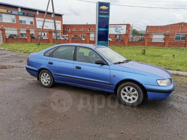 Toyota Carina E, 1996 год, 199 000 руб.
