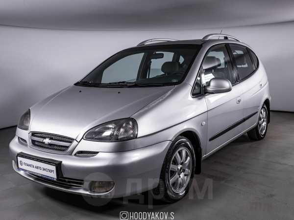 Chevrolet Rezzo, 2007 год, 225 000 руб.