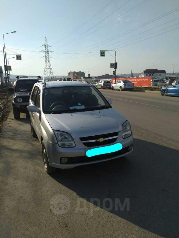 Chevrolet Cruze, 2002 год, 190 000 руб.