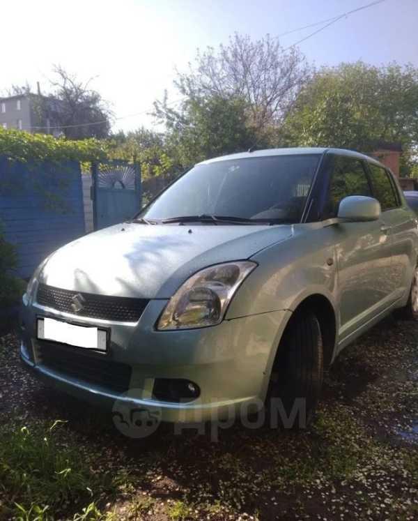 Suzuki Swift, 2007 год, 269 000 руб.