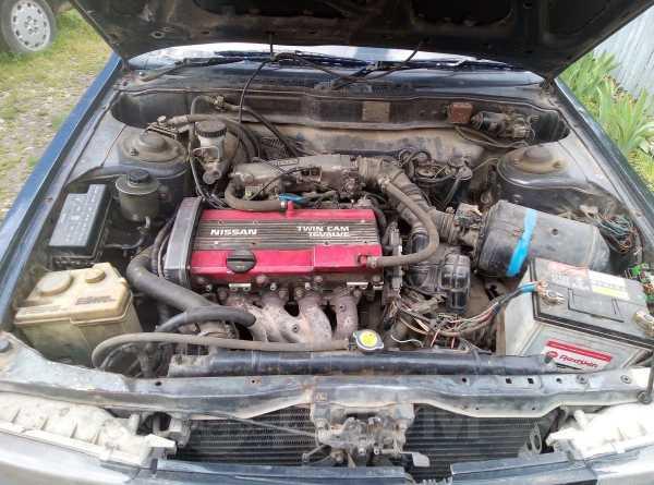 Nissan Bluebird, 1991 год, 50 000 руб.