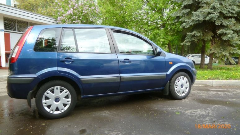 Ford Fusion, 2007 год, 410 000 руб.