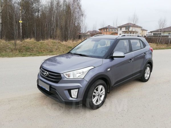 Hyundai Creta, 2016 год, 1 050 000 руб.