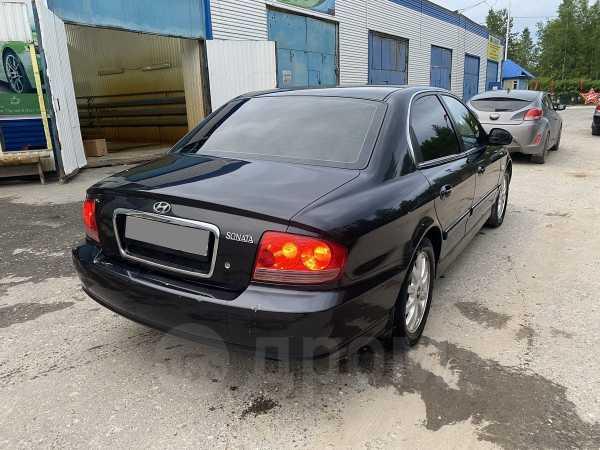 Hyundai Sonata, 2008 год, 350 000 руб.