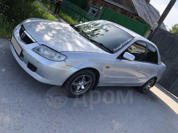 Mazda Familia, 2001 год, 170 000 руб.