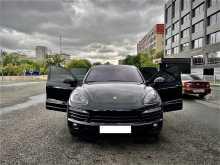 Москва Cayenne 2012