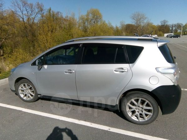 Toyota Verso, 2010 год, 545 000 руб.