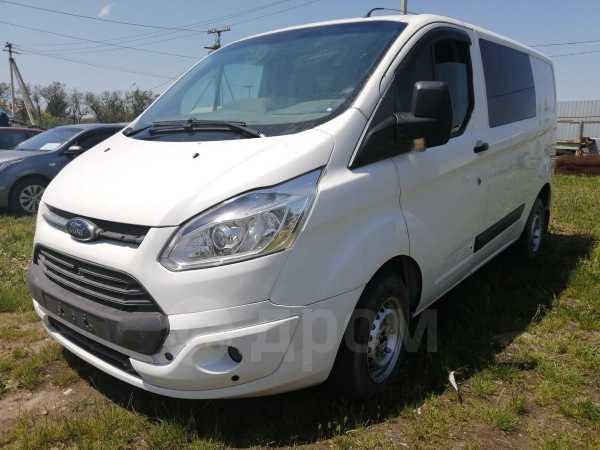 Ford Tourneo Custom, 2014 год, 850 000 руб.
