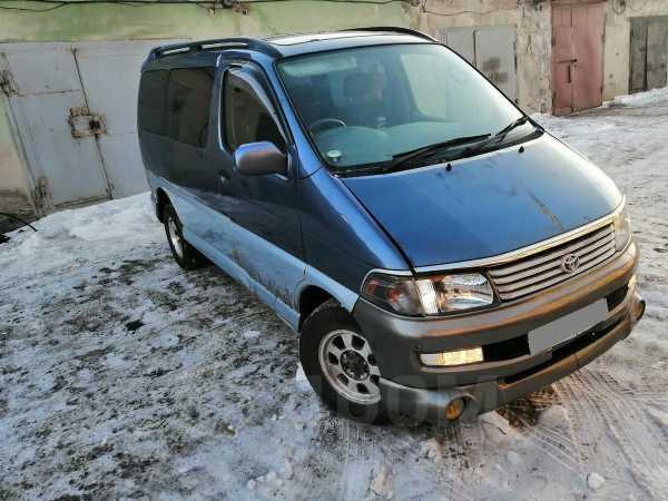 Toyota Hiace Regius, 1998 год, 250 000 руб.