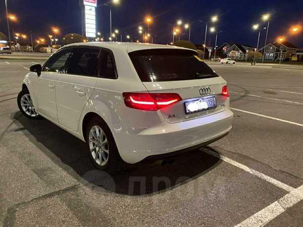 Audi A3, 2013 год, 600 000 руб.