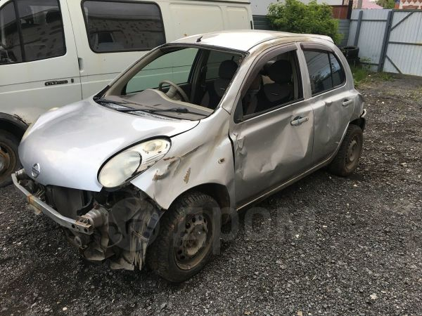 Nissan March, 2002 год, 55 000 руб.