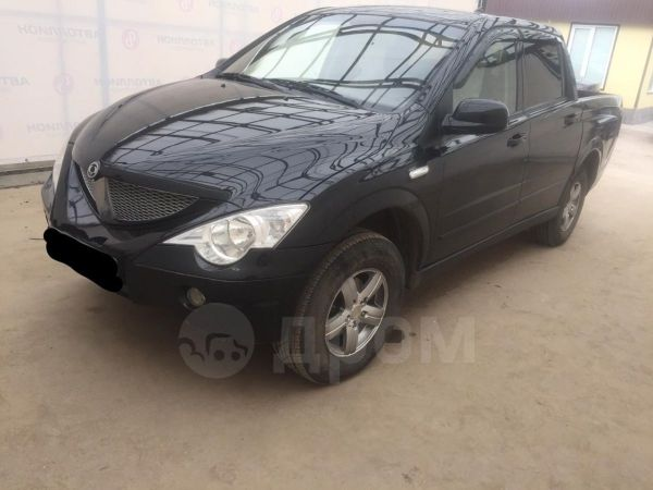 SsangYong Actyon Sports, 2011 год, 377 000 руб.