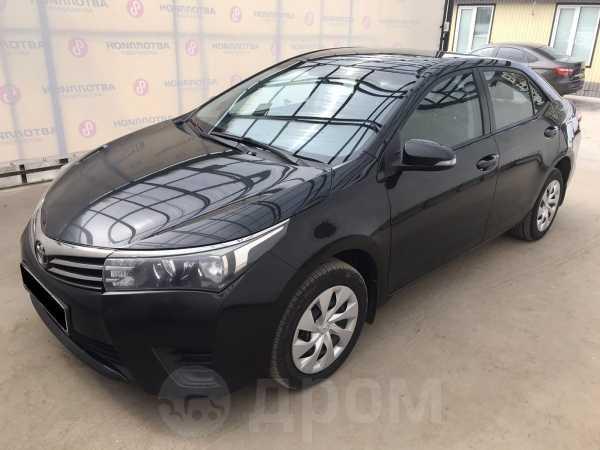 Toyota Corolla, 2014 год, 597 000 руб.