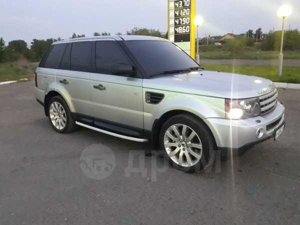 Land Rover Range Rover Sport, 2007 год, 880 000 руб.