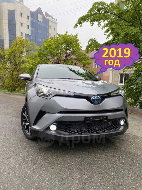 Toyota C-HR, 2019 год, 1 735 000 руб.