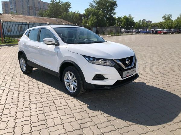 Nissan Qashqai, 2020 год, 1 677 000 руб.