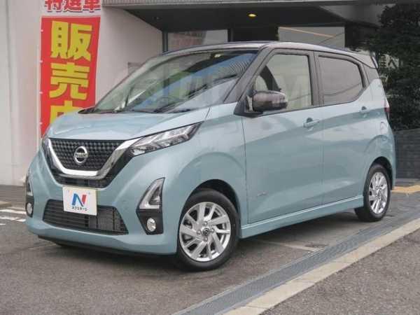 Nissan DAYZ, 2019 год, 750 000 руб.