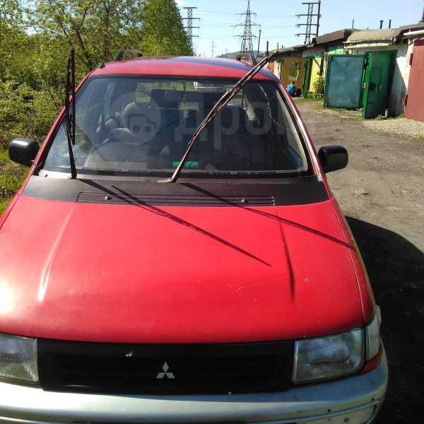 Mitsubishi RVR, 1994 год, 70 000 руб.