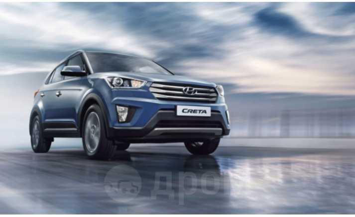 Hyundai Creta, 2017 год, 1 138 000 руб.
