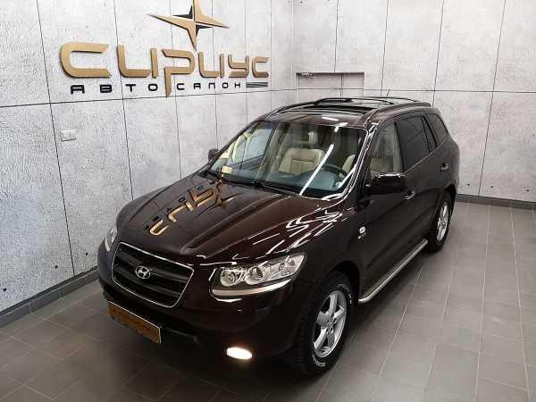 Hyundai Santa Fe, 2006 год, 665 000 руб.