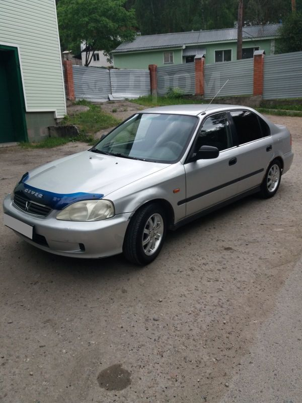 Honda Civic, 1999 год, 155 000 руб.