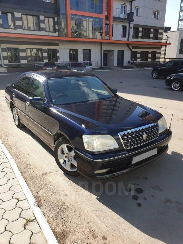 Toyota Crown, 2002 год, 500 000 руб.