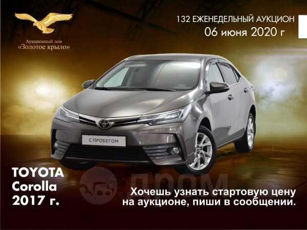 Toyota Corolla, 2017 год, 1 034 000 руб.