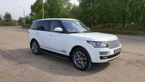 Иркутск Range Rover 2014