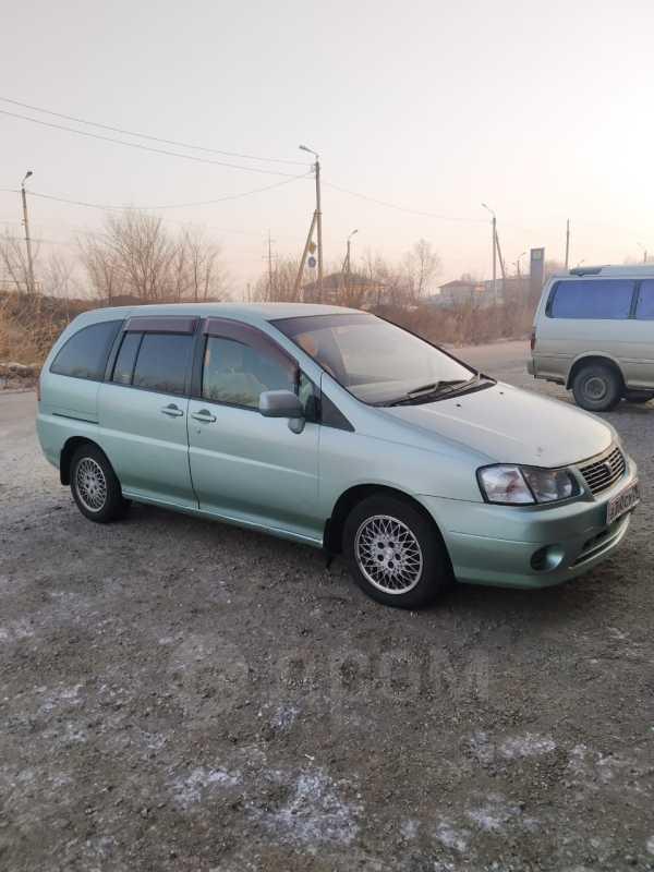 Nissan Liberty, 1999 год, 200 000 руб.