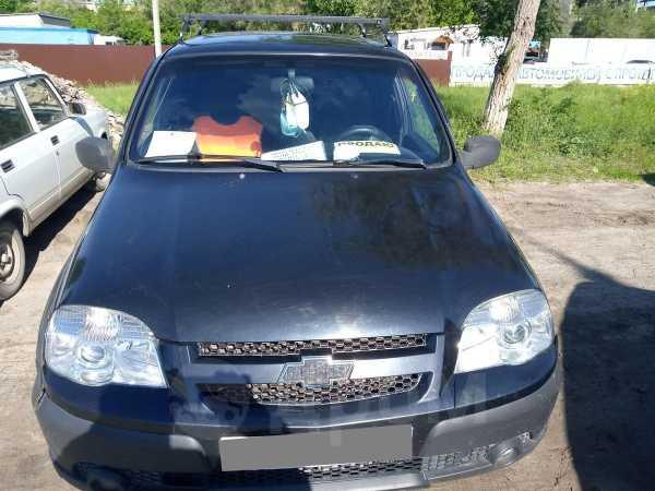 Chevrolet Niva, 2010 год, 285 000 руб.