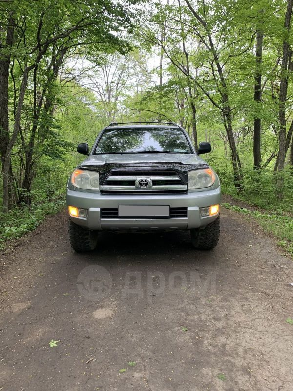 Toyota Hilux Surf, 2004 год, 1 030 000 руб.