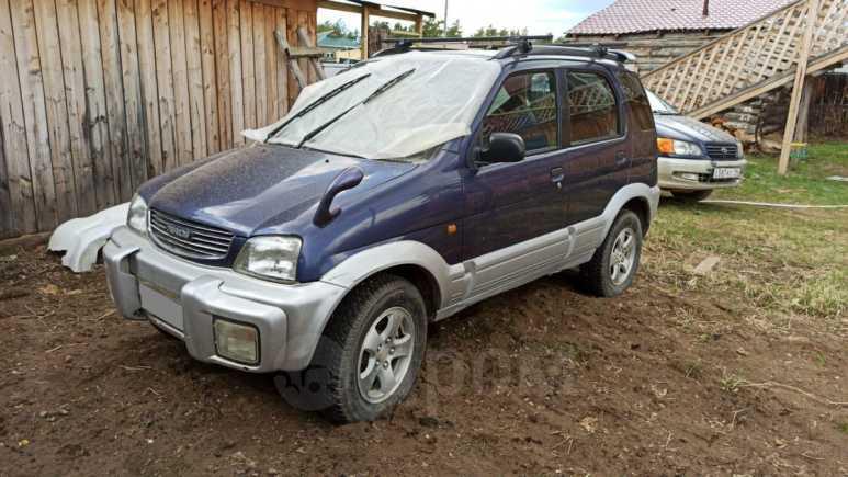 Daihatsu Terios, 1997 год, 249 000 руб.
