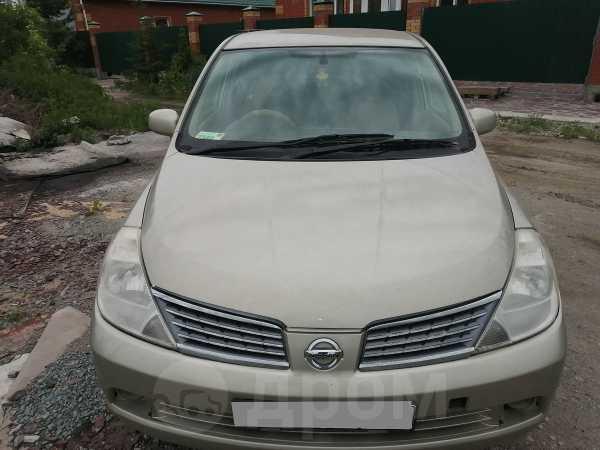 Nissan Tiida Latio, 2007 год, 270 000 руб.