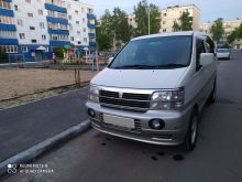 Курган Caravan Elgrand