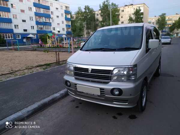 Nissan Caravan Elgrand, 1999 год, 480 000 руб.
