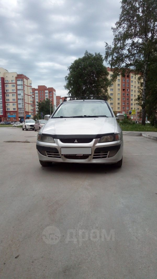 Mitsubishi Space Star, 2003 год, 230 000 руб.