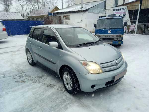 Toyota ist, 2002 год, 325 000 руб.